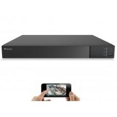 DVR 8 CANAIS + 1 CANAL IP - Flex HD 5 EM 1 - 1080P - TW P308 - TECVOZ